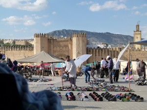 Fez Tours of the old Fez city medina with Berber Treasures Morocco Tours of Fez