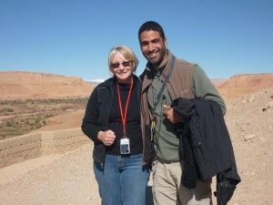 Todra Gorge with Berber Treasures Morocco Tours of Morocco Desert Tours