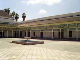 Marrakech Bahia Palace - Berber Treasures Morocco tours of Morocco