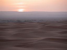 Erg Chebbi sand dunes near Merzouga © Berber Treasures Morocco Tours to Morocco 2007