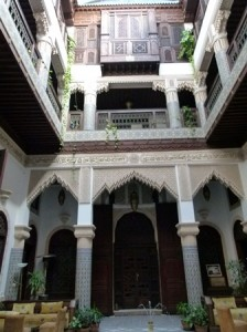 © 2011 Berber Treasures Morocco Tours - stays in Morocco's beautiful riads