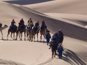 Morocco tours to Morocco Sahara Desert