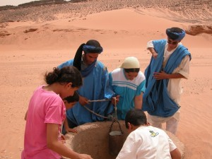 Travel to Erg Chebbi and Merzouga with Berber Treasures Morocco Tours of Morocco