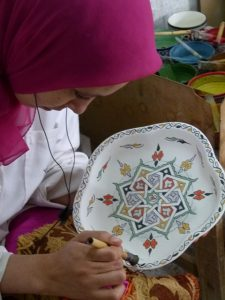 Moroccan handcrafts on Berber Treasures Morocco Travel Tours to Morocco