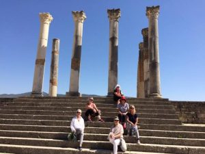 Morocco Tours to Fez & Volubilis travel adventures with Berber Treasures Morocco Tours of Morocco